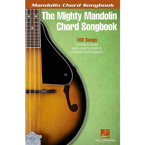 Hal Leonard The Mighty Mandolin Chord Songbook | Guitar Center