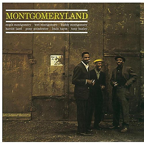 Alliance The Montgomery Brothers - Montgomery Land