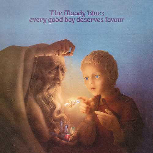 Alliance The Moody Blues - Every Good Boy Deserves Favour