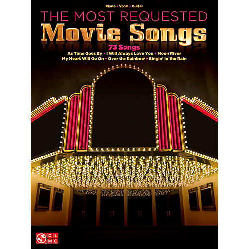 Cherry Lane The Most Requested Movie Songs for Piano/Vocal/Vocal PVG