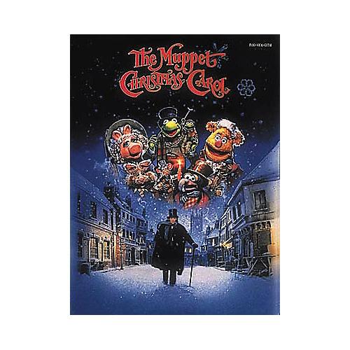 Hal Leonard The Muppet Christmas Carol Piano, Vocal, Guitar Songbook