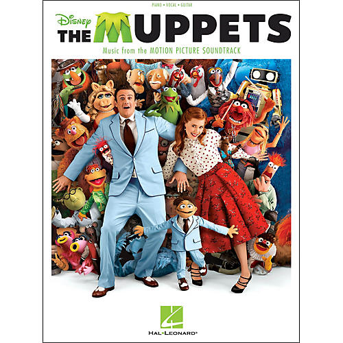 Hal Leonard The Muppets: Music From The Motion Picture Soundtrack P/V/G Songbook