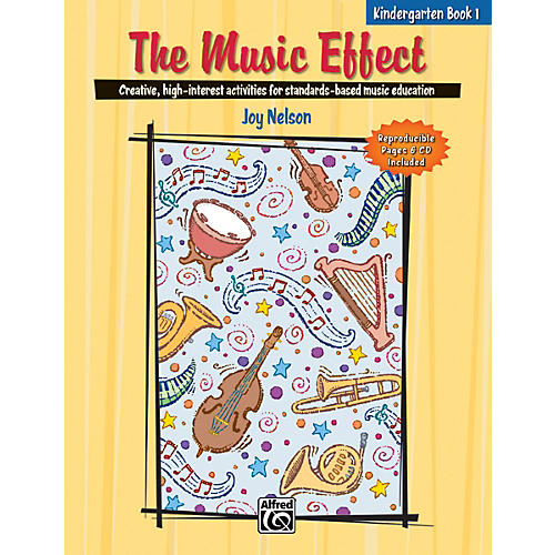 Alfred The Music Effect, 1 Book & CD