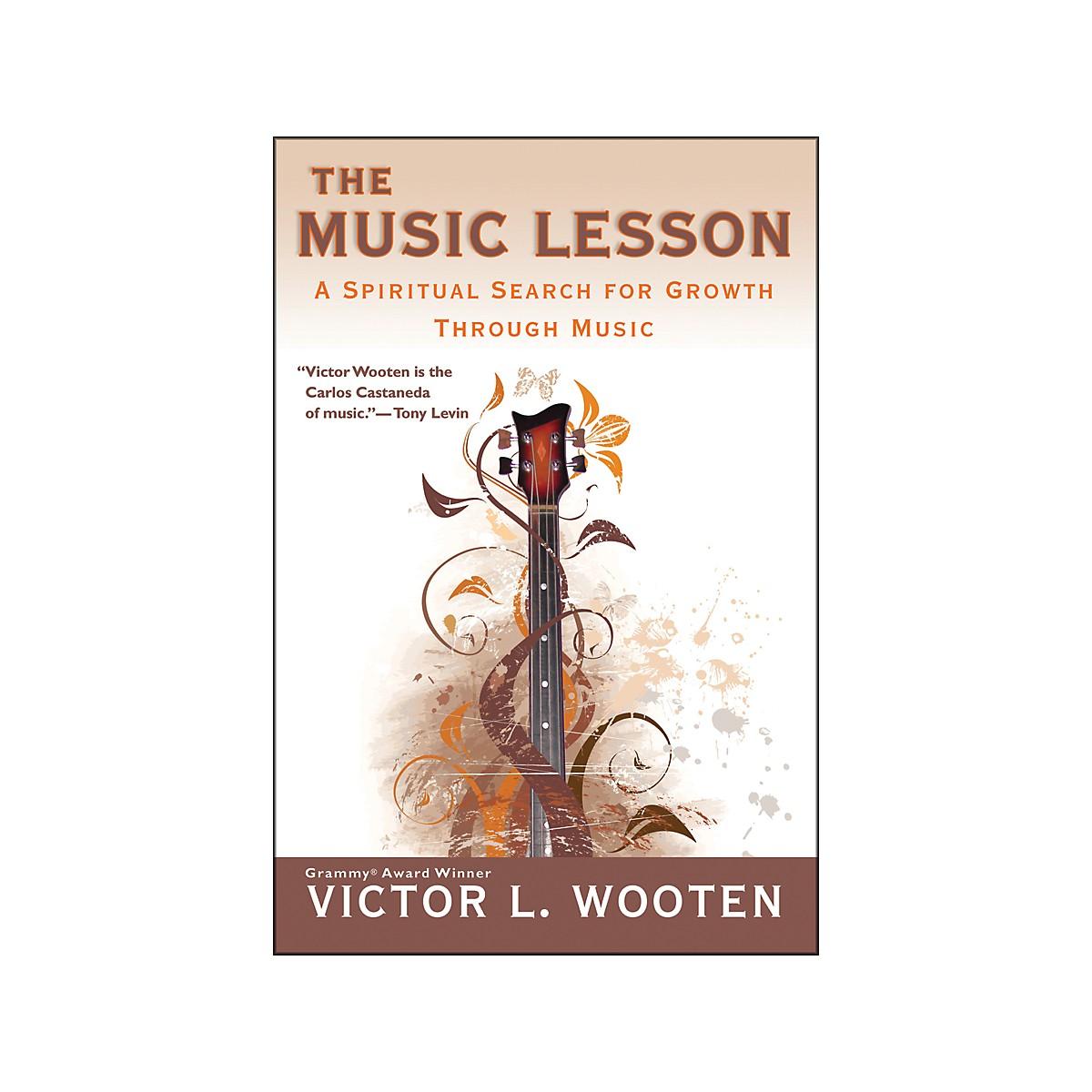 Penguin Books The Music Lesson Book - A Spiritual Search For Growth Through Music