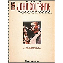 Hal Leonard The Music Of John Coltrane