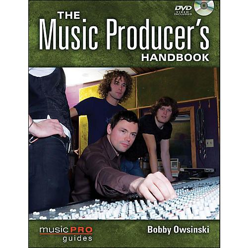 Hal Leonard The Music Producer's Handbook