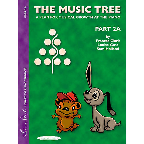 Alfred The Music Tree Student's Book Part 2A