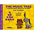 Alfred The Music Tree Student's Book Time to Begin thumbnail