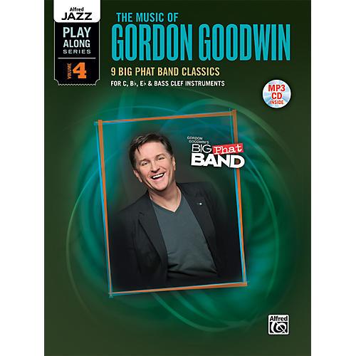 Alfred The Music of Gordon Goodwin Flexible Instrumentation Book & MP3 CD