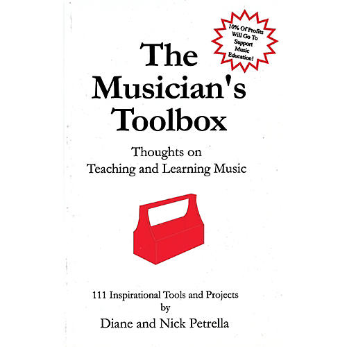 Alfred The Musician's Toolbox Book