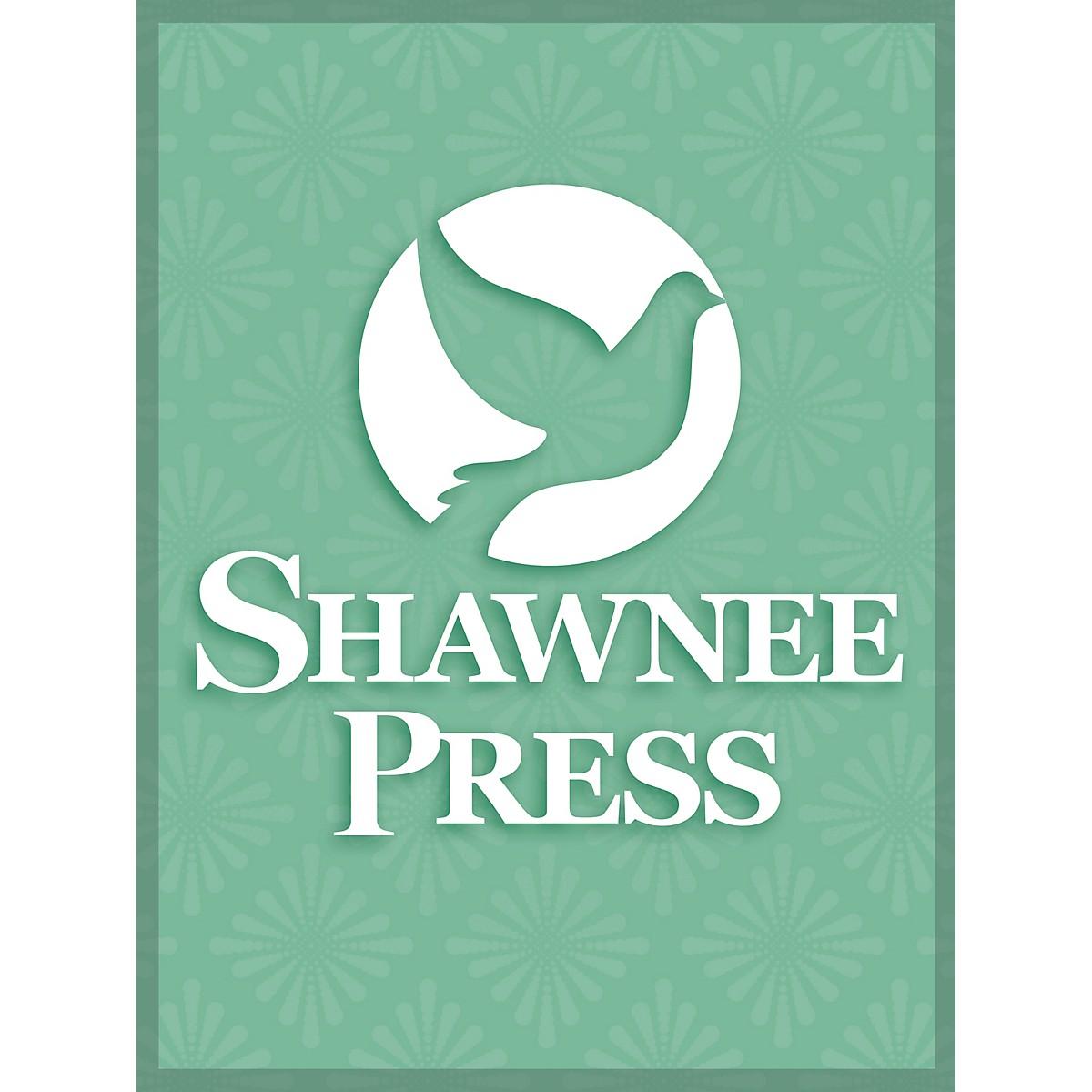 Shawnee Press The Navy Hymn TTBB Composed by Scott Hamilton