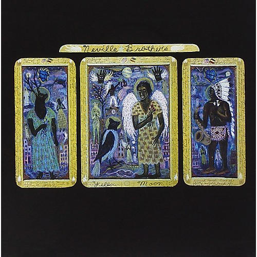 Alliance The Neville Brothers - Yellow Moon