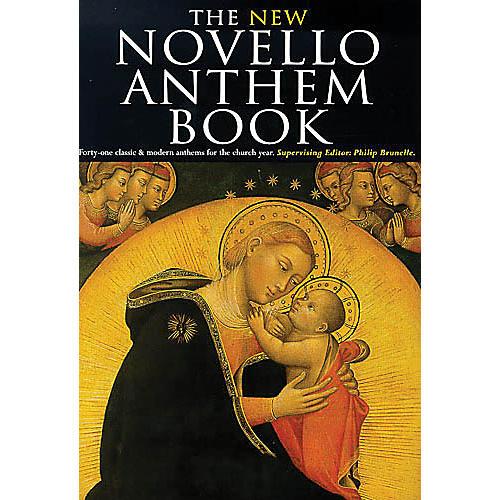 Novello The New Novello Anthem Book SATB