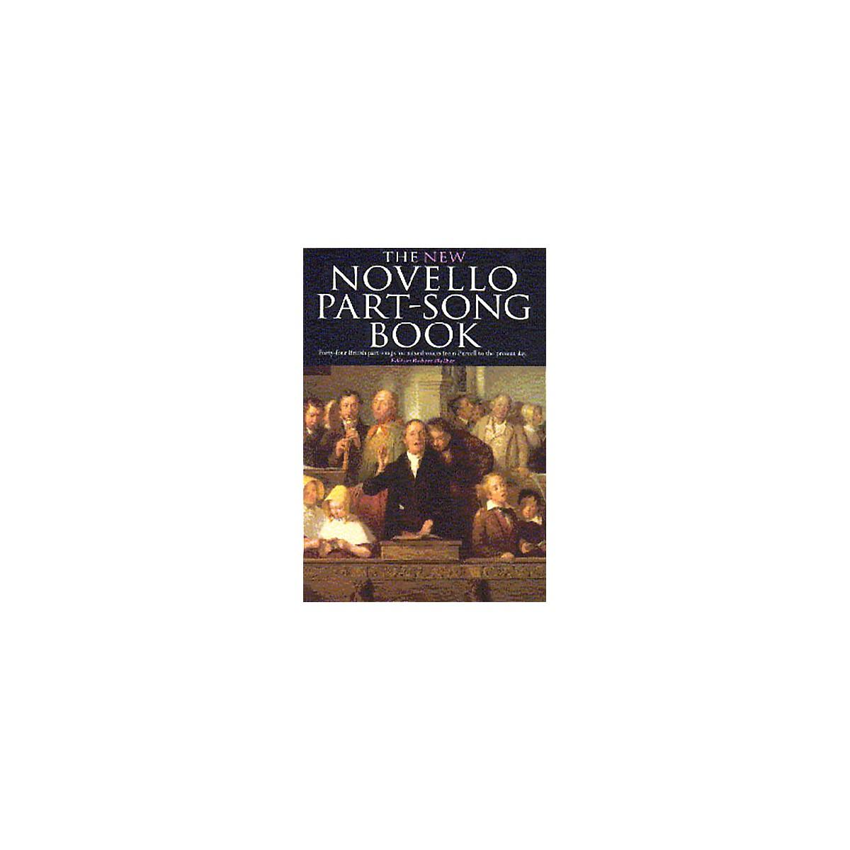 Novello The New Novello Part-Song Book SATB