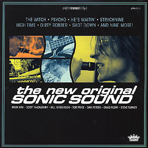 Alliance The New Original Sonic Sounds - New Original Sonic Sound