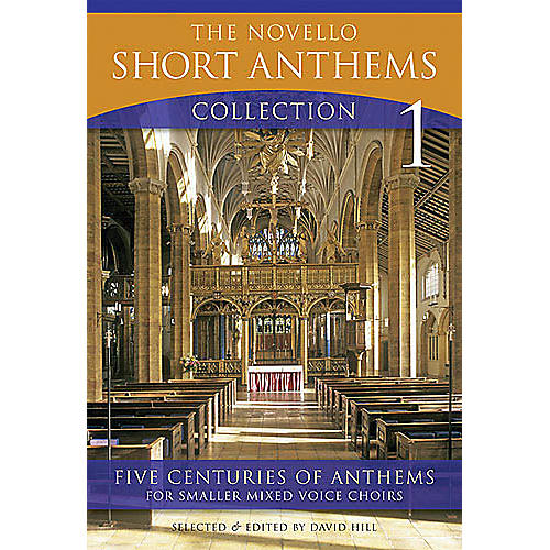 Novello The Novello Short Anthems - Collection 1 SATB, Organ Composed by Various