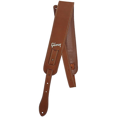 Gibson The Nubuck Leather Guitar Strap