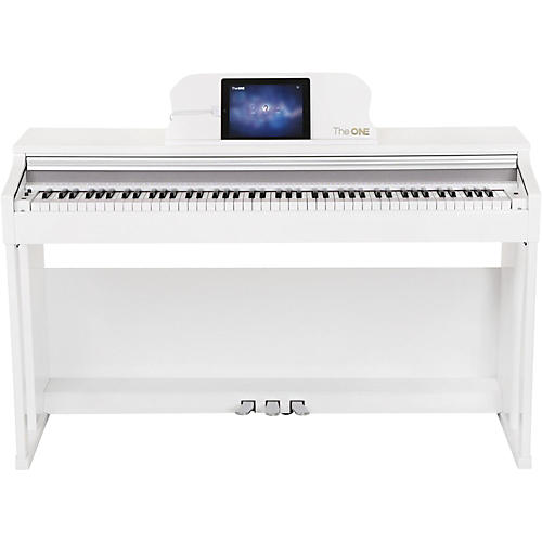 The ONE Music Group  The ONE Smart Piano 88-Key Digital Home Piano