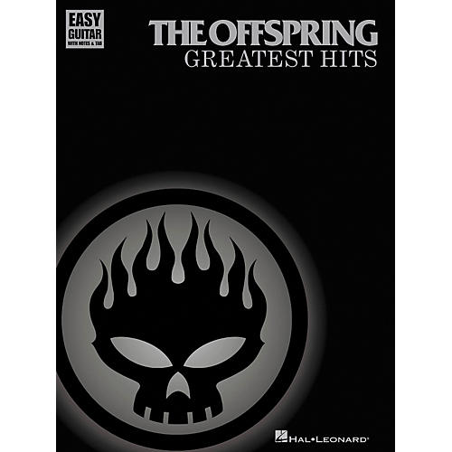 Hal Leonard The Offspring Greatest Hits Easy Guitar Tab Songbook