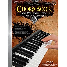 Rock House The Only Chord Book You Will Ever Need For Keyboard/Piano - Book/Audio Online