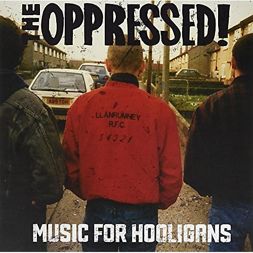 Alliance The Oppressed - Music For Hooligans
