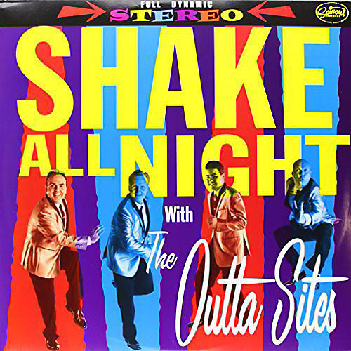 Alliance The Outta Sites - Shake All Night