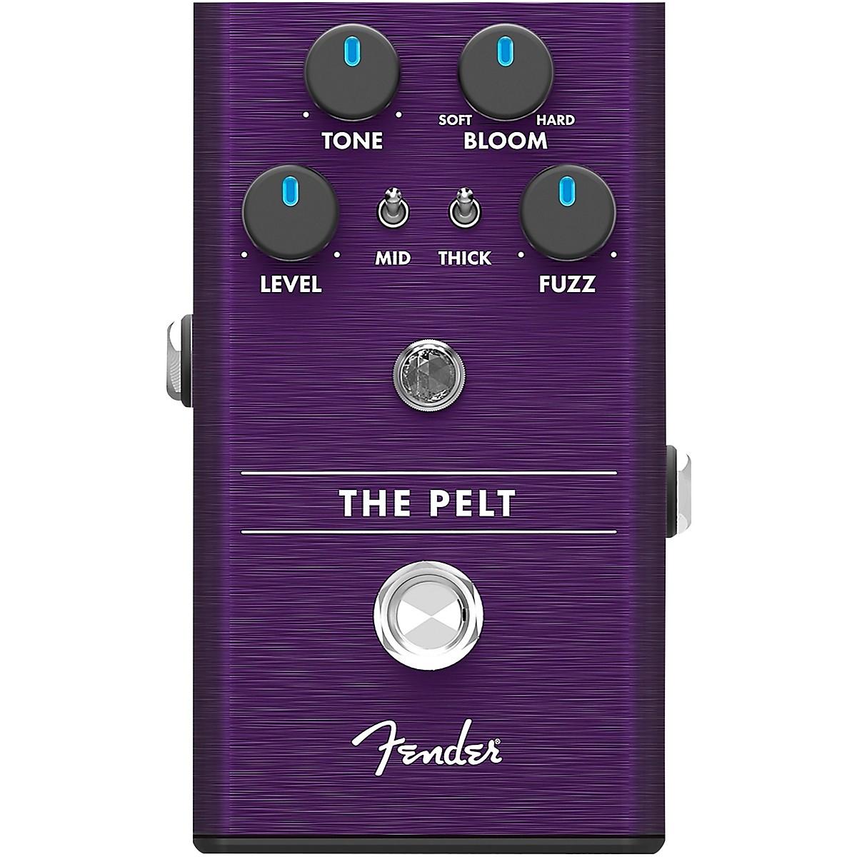Fender The Pelt Fuzz Guitar Effects Pedal