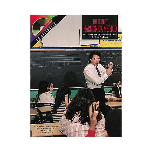 Centerstream Publishing The Perfect Harmonica Method (Book/CD)