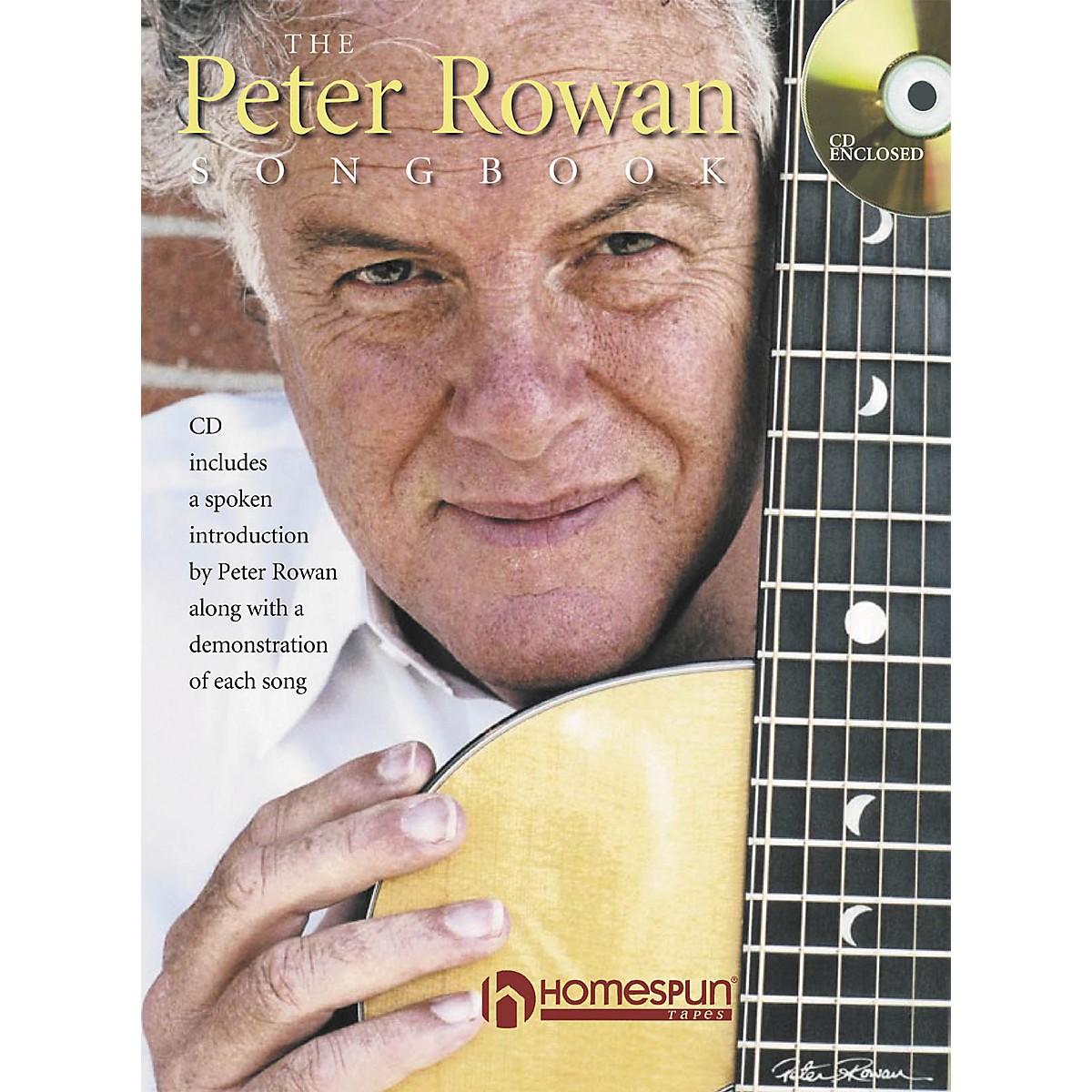 Homespun The Peter Rowan Guitar Tab Songbook