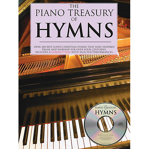 Shawnee Press The Piano Treasury of Hymns Composed by Various