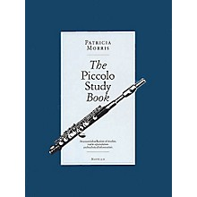 Novello The Piccolo Study Book Music Sales America Series Softcover Written by Patricia Morris