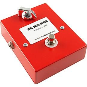 mod kits diy the piledriver power boost effects pedal kit guitar center. Black Bedroom Furniture Sets. Home Design Ideas