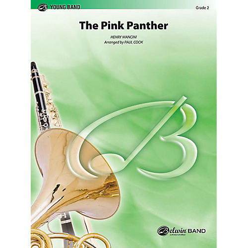 BELWIN The Pink Panther Grade 2 (Easy)