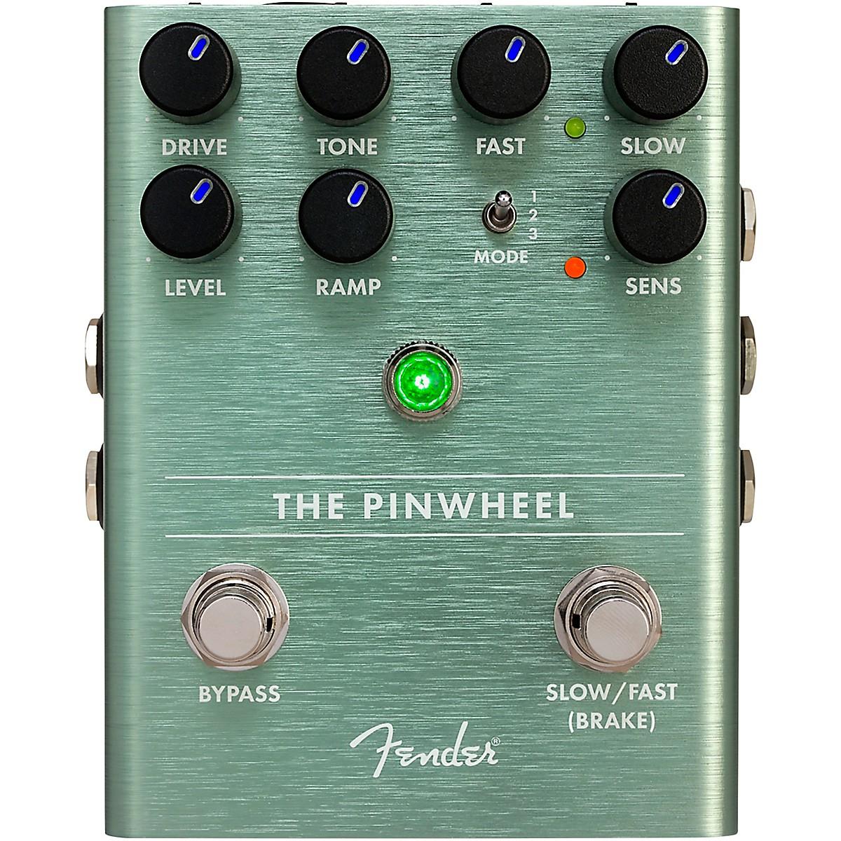Fender The Pinwheel Rotary Speaker Emulator Effects Pedal