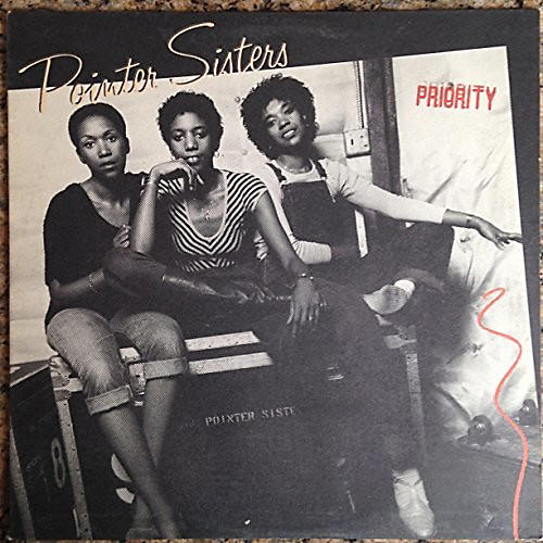 Alliance The Pointer Sisters - Priority