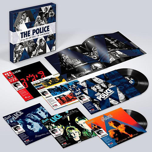 Alliance The Police - Every Move You Make: The Studio Recordings