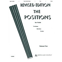 Boston Music The Positions for Violin Music Sales America Series Written by Samuel Flor