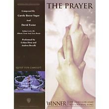 Alfred The Prayer P/V/C Sheet
