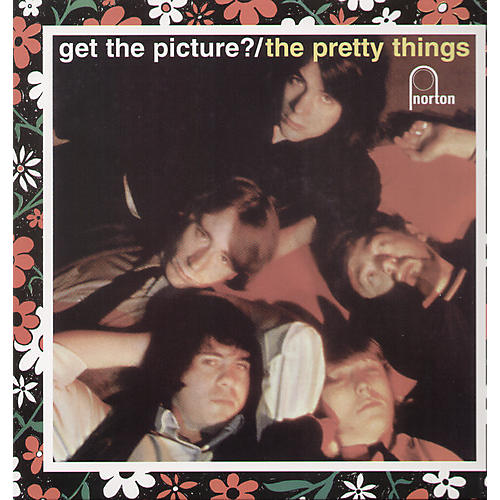 Alliance The Pretty Things - Get The Picture