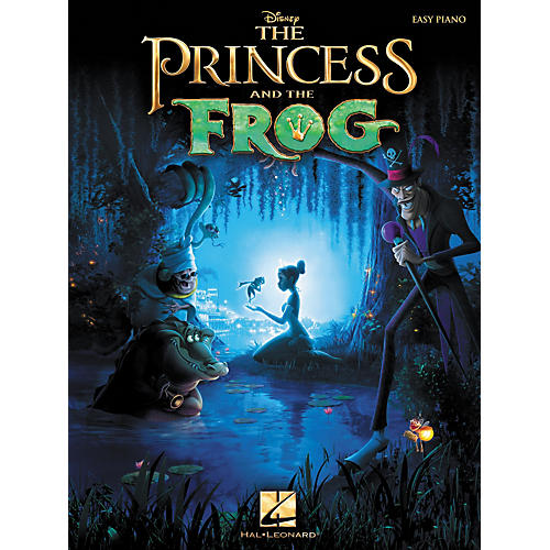 Hal Leonard The Princess And The Frog  arranged for Easy Piano