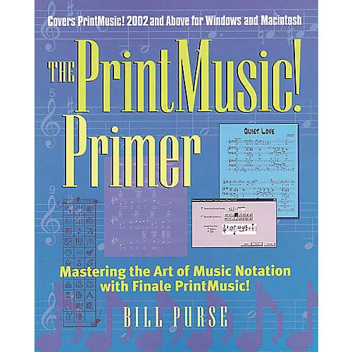 Backbeat Books The PrintMusic! Primer Book
