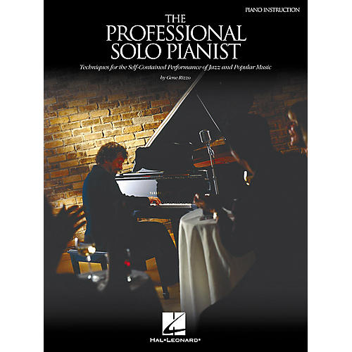Hal Leonard The Professional Solo Pianist