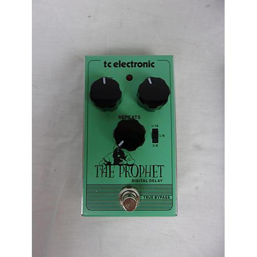 used tc electronic the prophet digital delay effect pedal guitar center. Black Bedroom Furniture Sets. Home Design Ideas