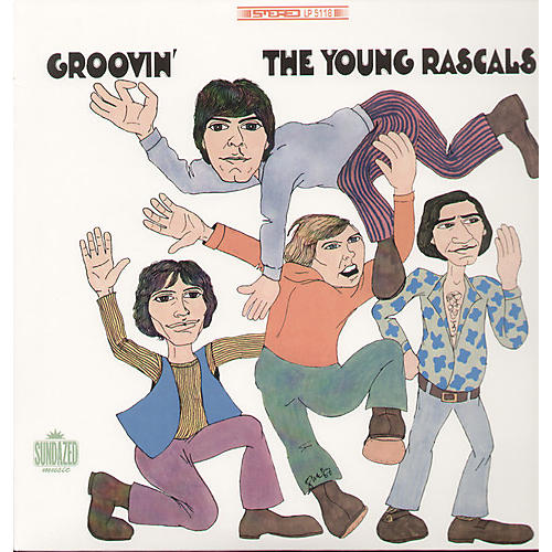Alliance The Rascals - Groovin'