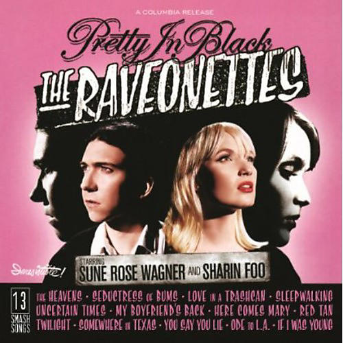Alliance The Raveonettes - Pretty in Black