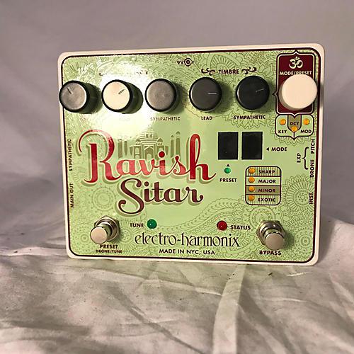 Electro-Harmonix The Ravish Sitar Synthesizer Effect Pedal