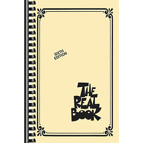 Hal Leonard The Real Book Volume 1 (C Edition) - Mini Size
