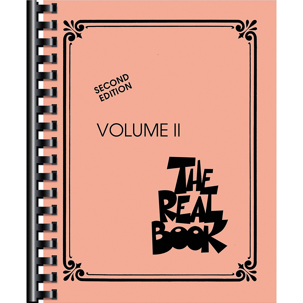 Hal Leonard The Real Book Volume II - Second Edition (C Instruments)
