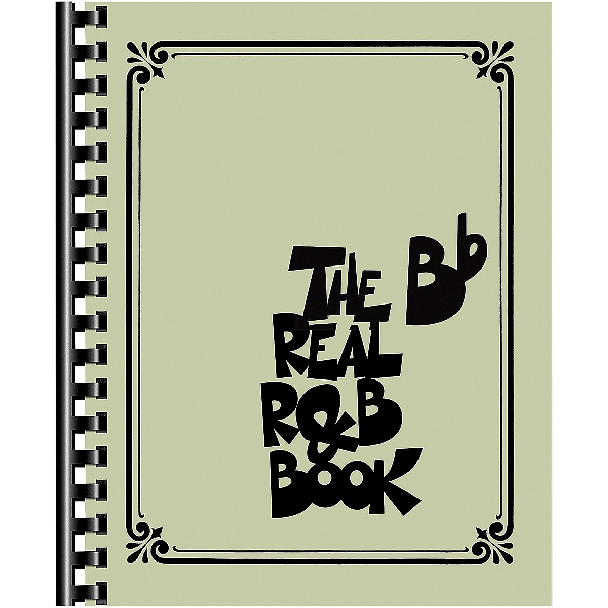 Hal Leonard The Real R&B Book (B-Flat Instruments) Fake Book