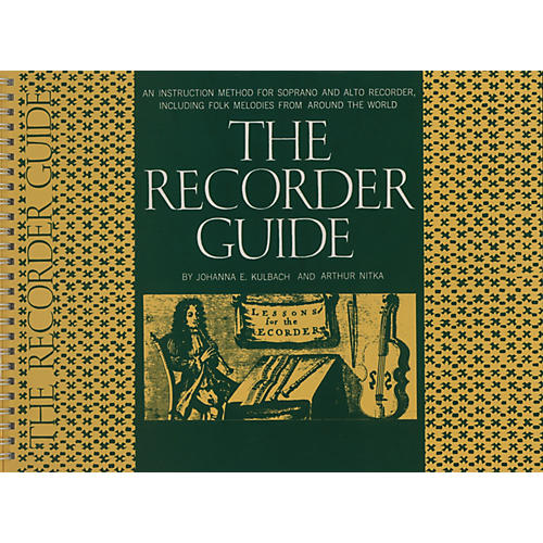 Music Sales The Recorder Guide (Oak Record Edition) Music Sales America Series Softcover Written by Johanna Kulbach